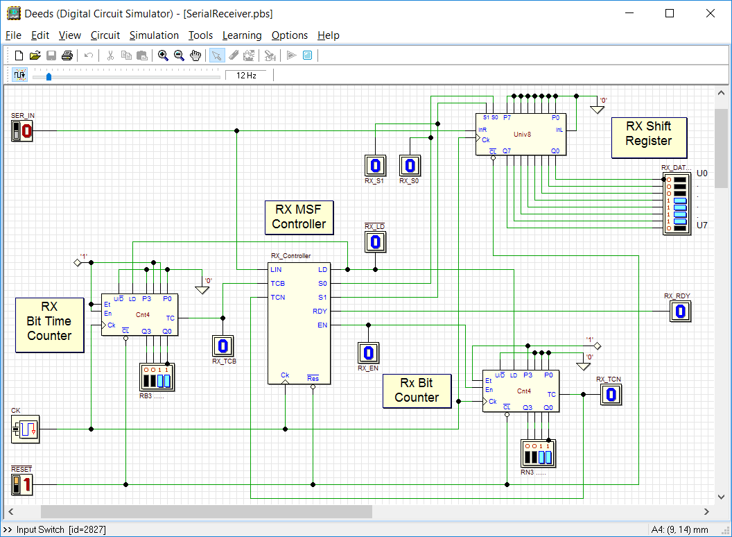 Deeds Screen Shots Led Circuit Simulation The