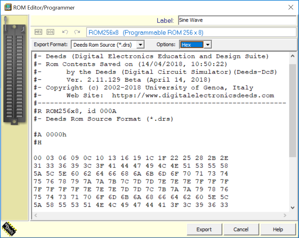 ROM Editor/Programmer Guide
