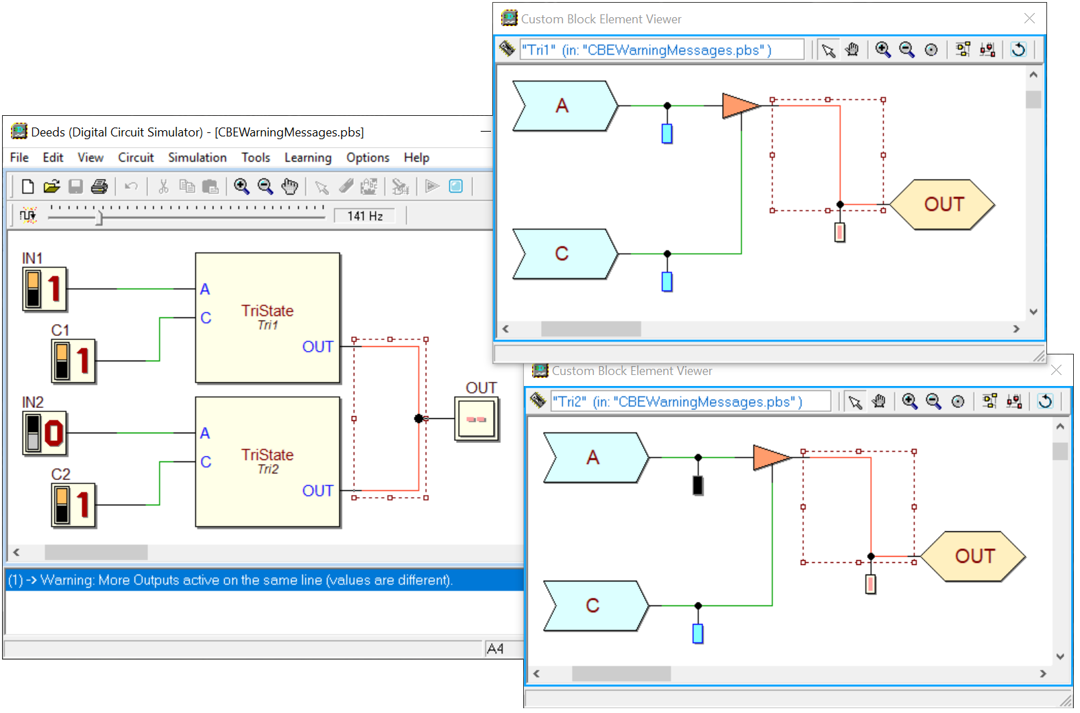 Deeds Version Notes Unfortunately The Diagrams Do Not Show Internal Circuitry Of Decoders